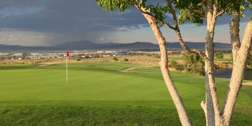 Sierra Sage Golf Course